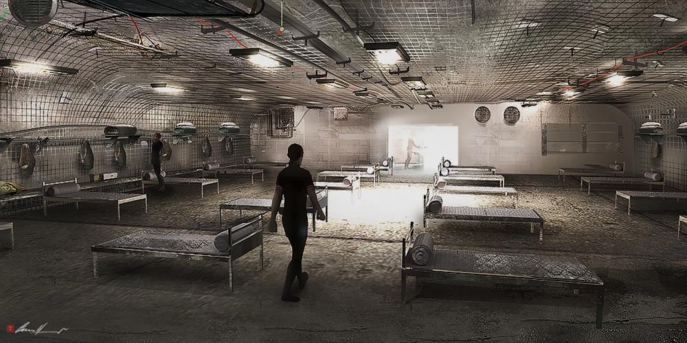 Divergent Production Design